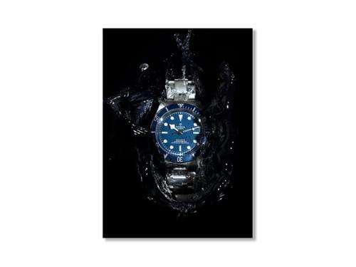 Tudor BB58 Blue