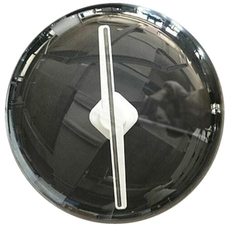 F-H1 Round transparent safety cover for 42cm 3D hologram display