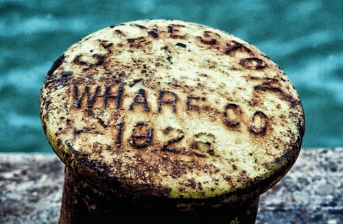 Galveston Wharf Company 1928