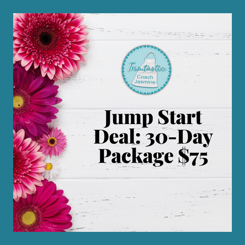 Jump Start Deal: 30-Day Package $75*