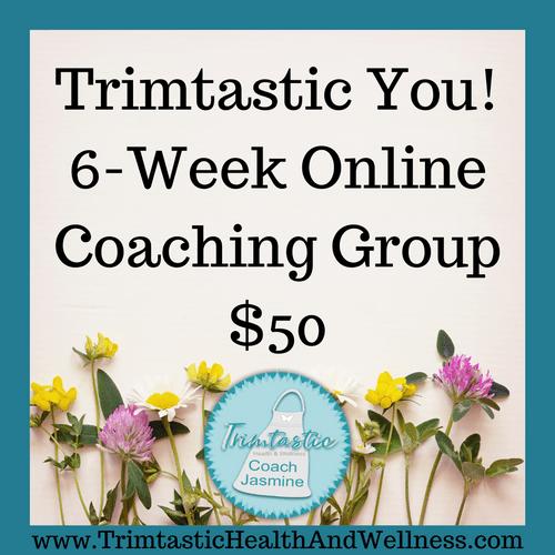 6-Week Accountability Group: $50.00