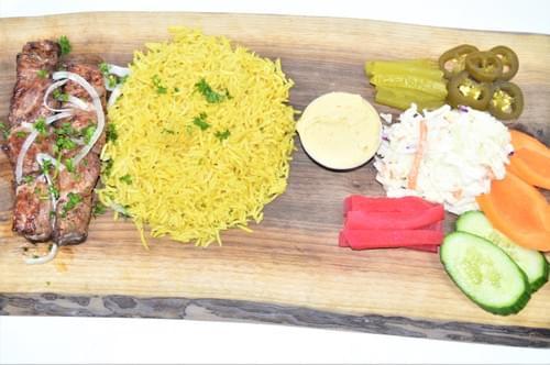 Beef Tikka Plate