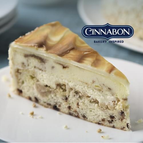 Cheesecake Factory Bakery® Cinnabon Cheesecake