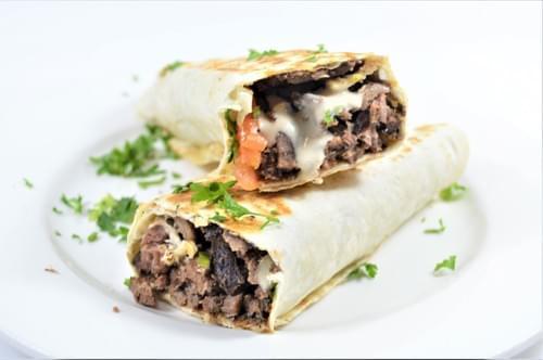 Beef/Lamb Shawarma Wrap