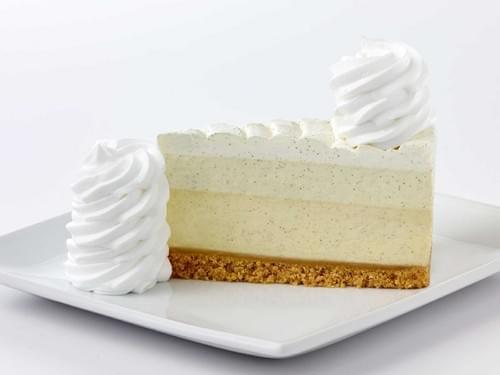 Cheesecake Factory Bakery® Triple Vanilla Cheesecake