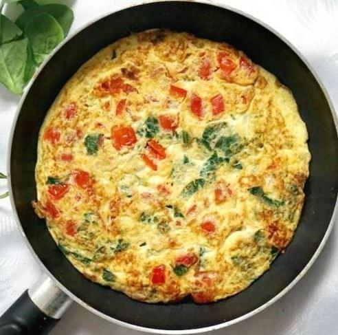 Make your own omelette