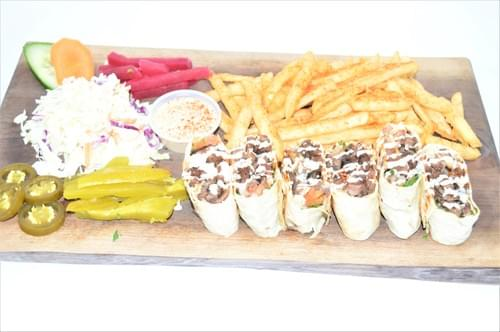 Lamb Shawarma Plate