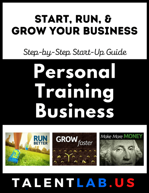 Personal Training Business - Step-By-Step Startup Guide Kindle eBook