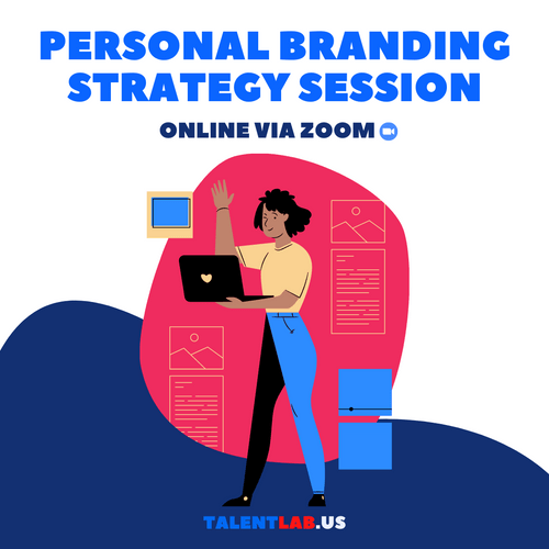 Personal Branding and Reputation Management Session - 30 Minutes