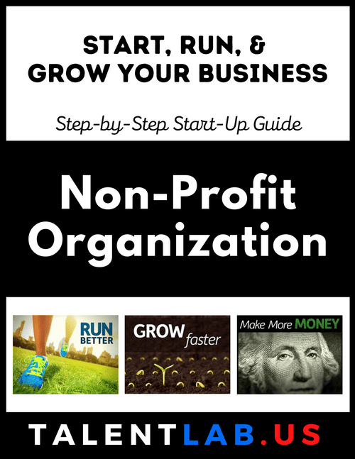 Non-Profit Organization - Step-By-Step Startup Guide Kindle eBook
