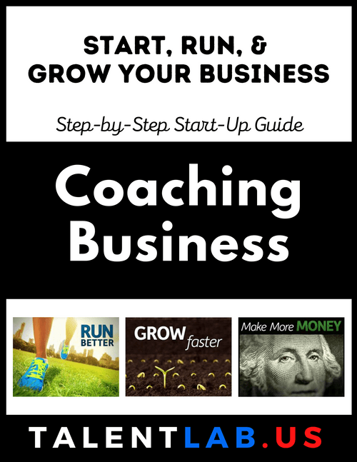 Coaching Business - Step-By-Step Startup Guide Kindle eBook