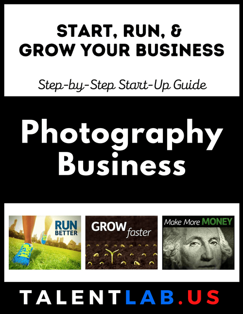Photography Business - Step-By-Step Startup Guide Kindle eBook