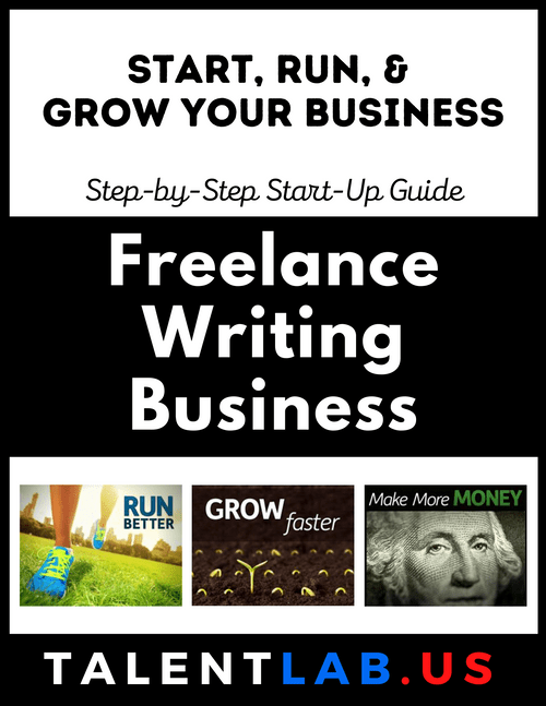 Freelance Writing Business - Step-By-Step Startup Guide Kindle eBook