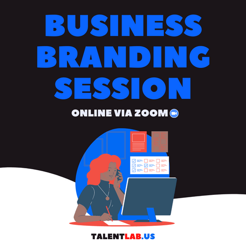 Business Branding Session - 30 Minutes