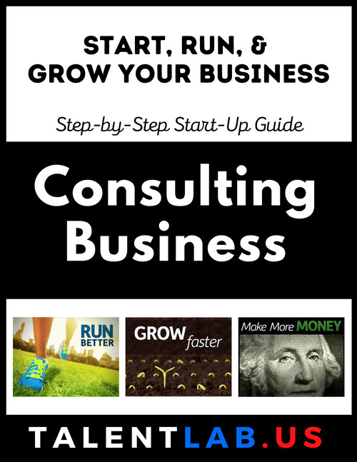 Consulting Business - Step-By-Step Startup Guide Kindle eBook