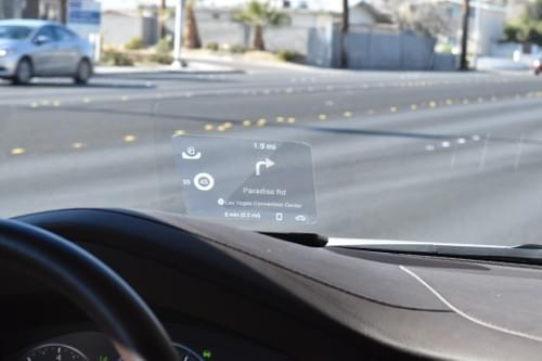 Carloudy Smart Head Up Display for iPhone & Android (Public Beta)