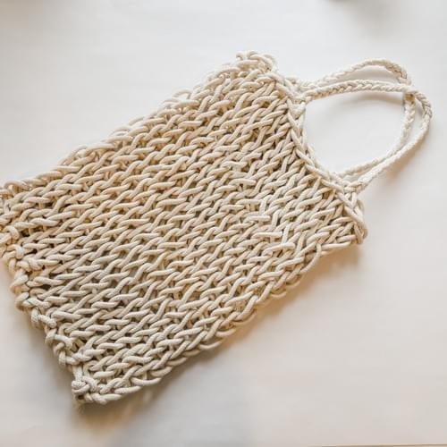 Knit Market Tote Bag - Online May 23