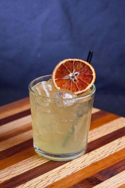 Whiskey Sour (Only served in-restaurant)