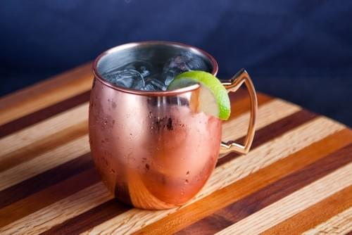 Moscow Mule (Only served in-restaurant)