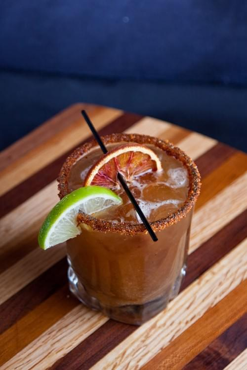 Mezcalrita (Only served in-restaurant)