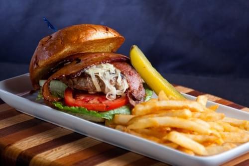 Yaquina Bay Burger