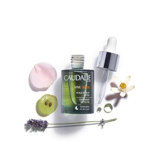 Vineactiv Overnight detox oil