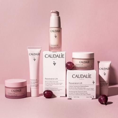 Reservatrol firming cashmere day cream