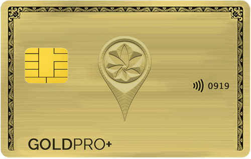 GoldPro+ Advertising Package