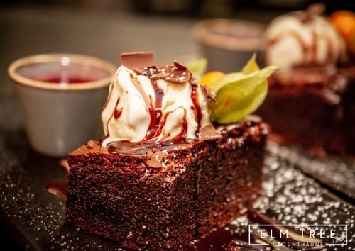Rich Chocolate Fudge Brownie