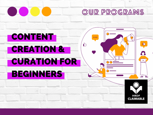 Content Creation & Curation for Beginners