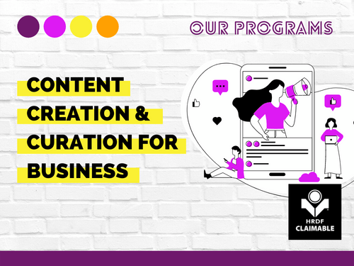 Content Creation & Curation for Business