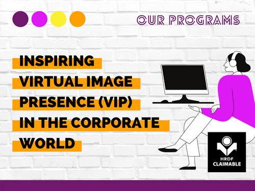 Inspiring VIP (Virtual Image Presence) in the Corporate World