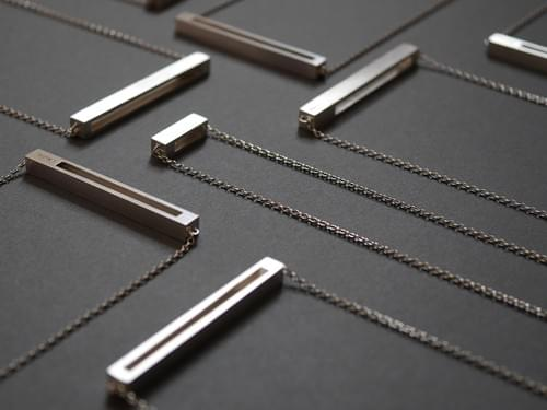 C01 Bar Necklaces