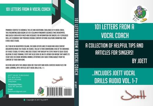 101 Letters from a Vocal Coach