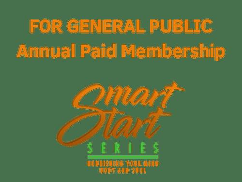 Annual Subscriber: Membership $85.00 Per Year