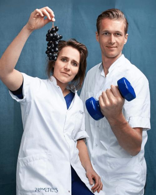 In 4 weken TOP FIT - gezonder leven met de Fit4Surgery methode
