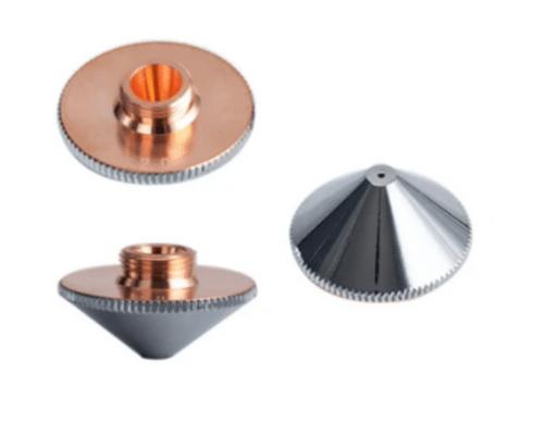 Boquillas de corte Precitec A Tipo H15 Cromado de una sola capa