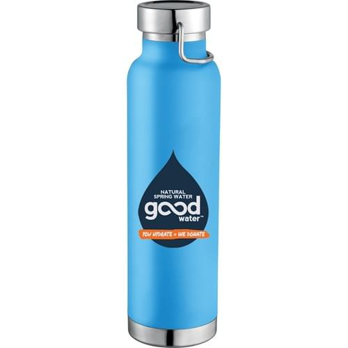 22oz Premium Copper Vacuum Insulated Bottle