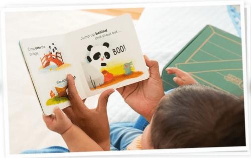 Panda 手作箱