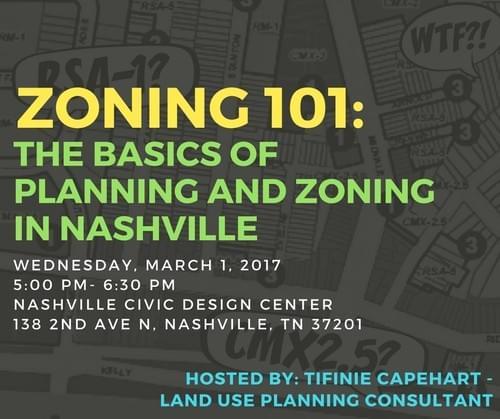 Zoning 101 -