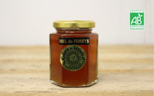 Miel de forêt - 250 g - La Miellerie du Gâtinais (91)