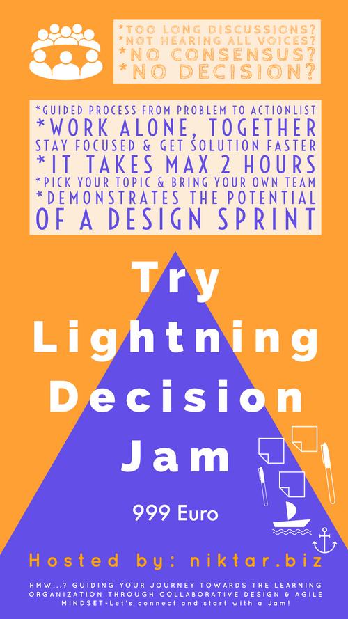 Lightning Decision Jam