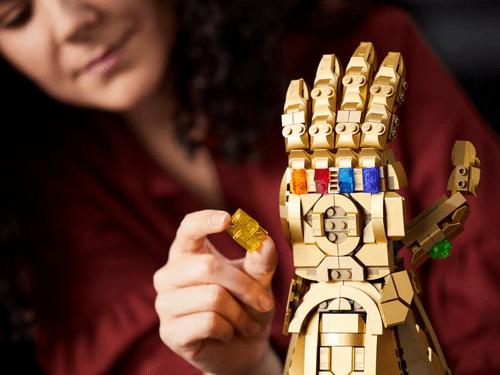 LEGO 樂高 Marvel 76191 Infinity Gauntlet 無限手套