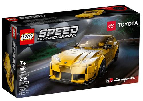 LEGO 樂高 76901 Speed Toyota GR Supra