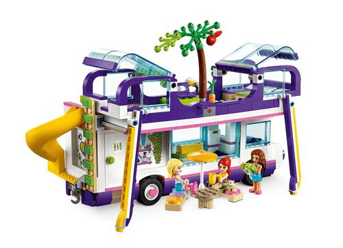 LEGO 樂高 41395 Friends 友誼巴士