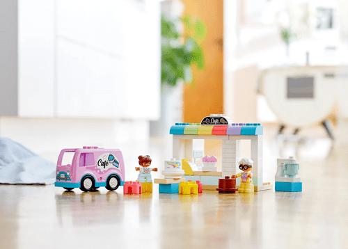 LEGO 樂高 Duplo 10928 麵包店
