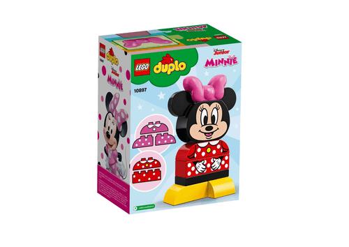 LEGO 樂高 10897 Duplo My First Minnie Build  米妮