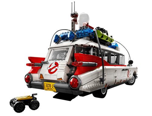 LEGO 樂高 10274 Creator Expert  魔鬼剋星 ECTO-1