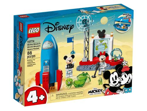 LEGO 樂高 10774 Disney 米奇和米妮的太空火箭