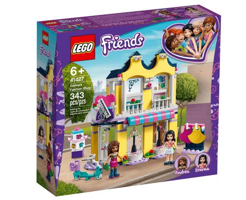 LEGO 樂高 41427 Friends 艾瑪的時裝店